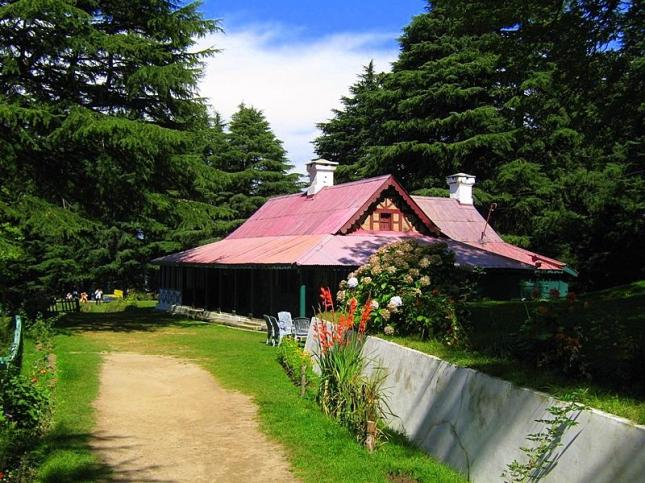 Himachal Pradesh Tourist Attractions - Kalatop